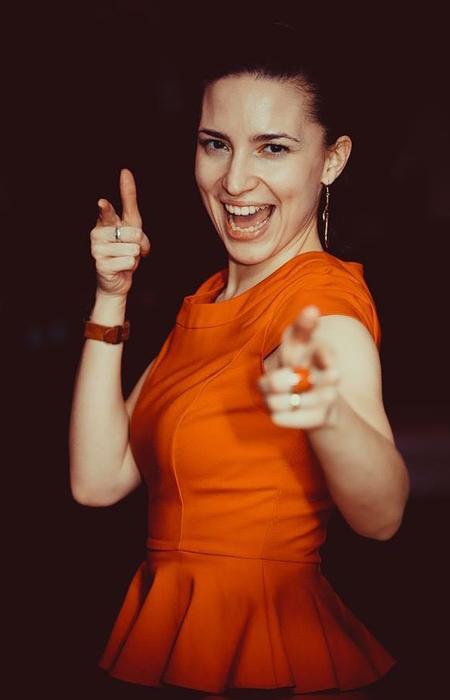 Sängerin Katja
